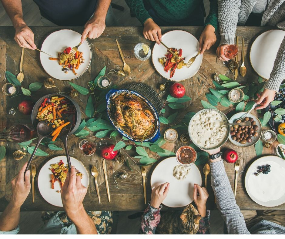 Surviving the Holidays with Food Restrictions